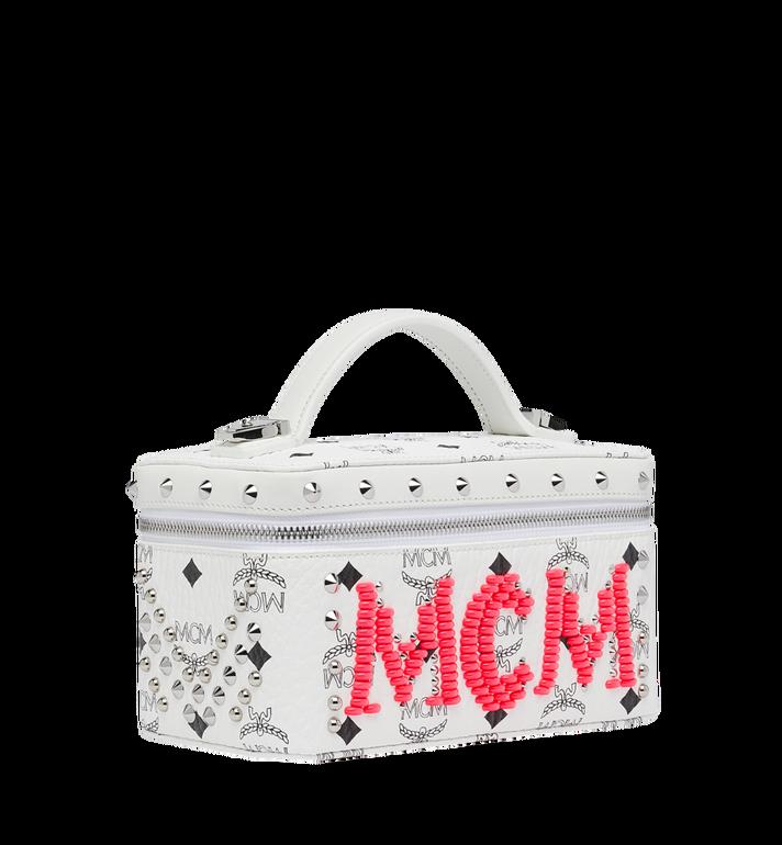MCM Kosmetikkoffer aus Rockstar Stud Leder AlternateView2