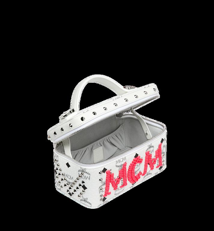 MCM Kosmetikkoffer aus Rockstar Stud Leder AlternateView5