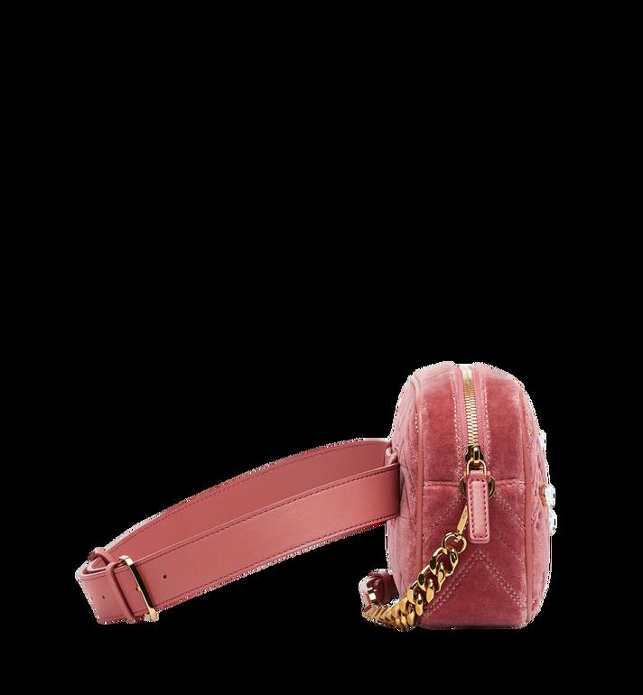 MCM Camera Bag in Velvet Crystal Studs AlternateView3