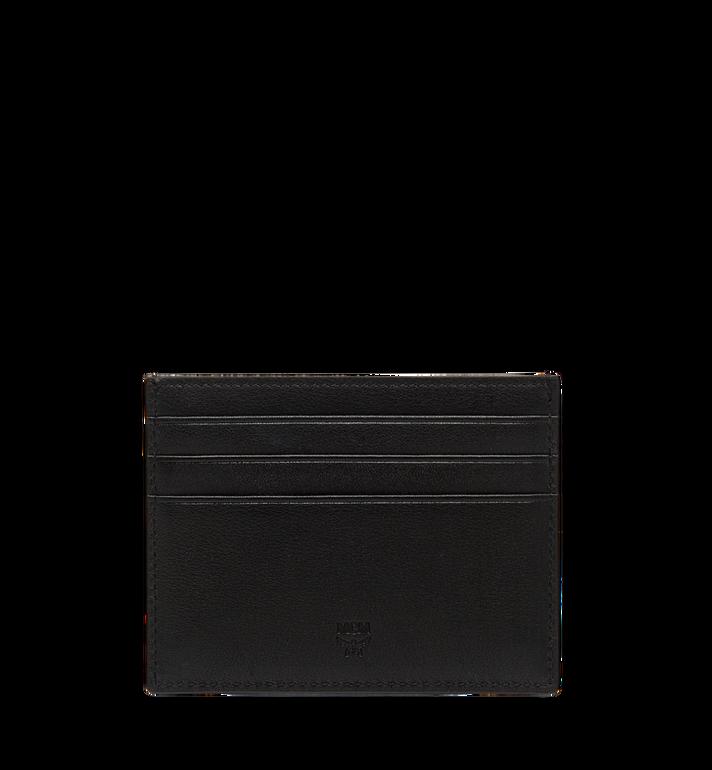 MCM Card Case in MCM Cassette MZA8AMM26BK001 AlternateView3