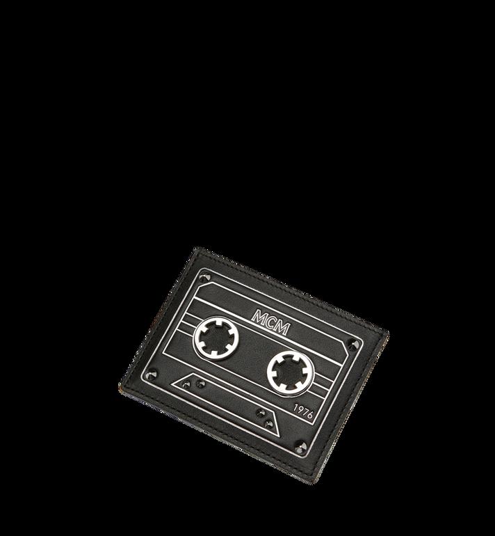 MCM Card Case in MCM Cassette MZA8AMM26BK001 AlternateView4
