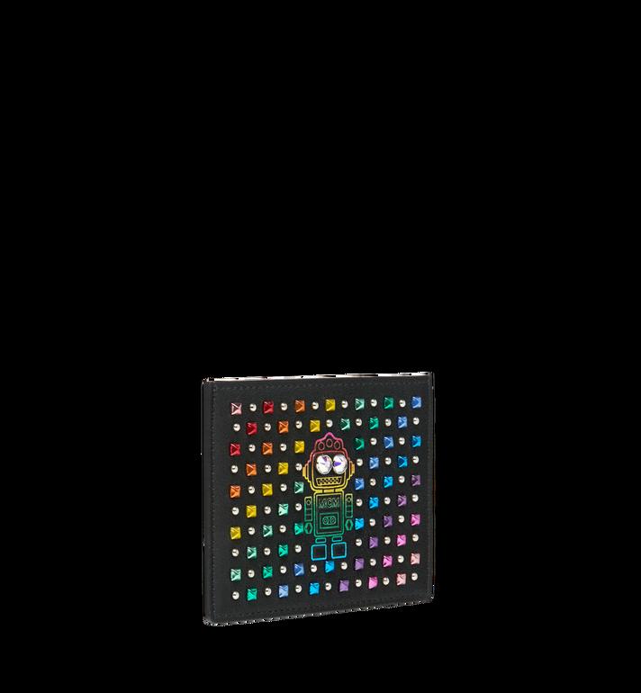 MCM Porte-cartes Spektrum Roboter en cuir Nappa MZA9SSV69BK001 AlternateView2