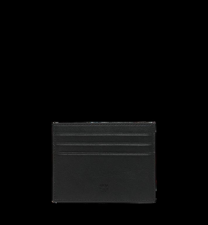 MCM Porte-cartes Spektrum Roboter en cuir Nappa MZA9SSV69BK001 AlternateView3