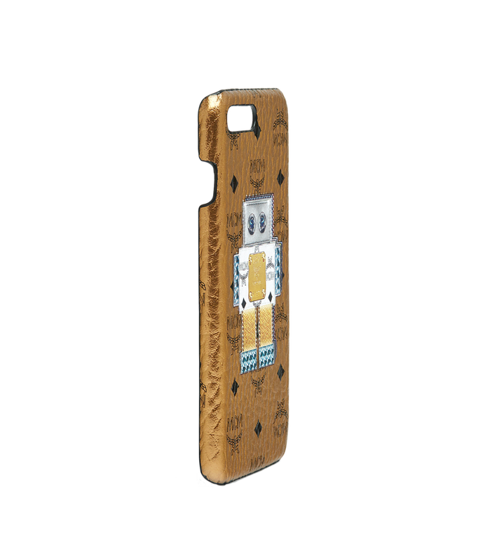 MCM 메탈릭 로보터 아이폰 7+ 케이스 MZE7SXL98DG001 AlternateView2