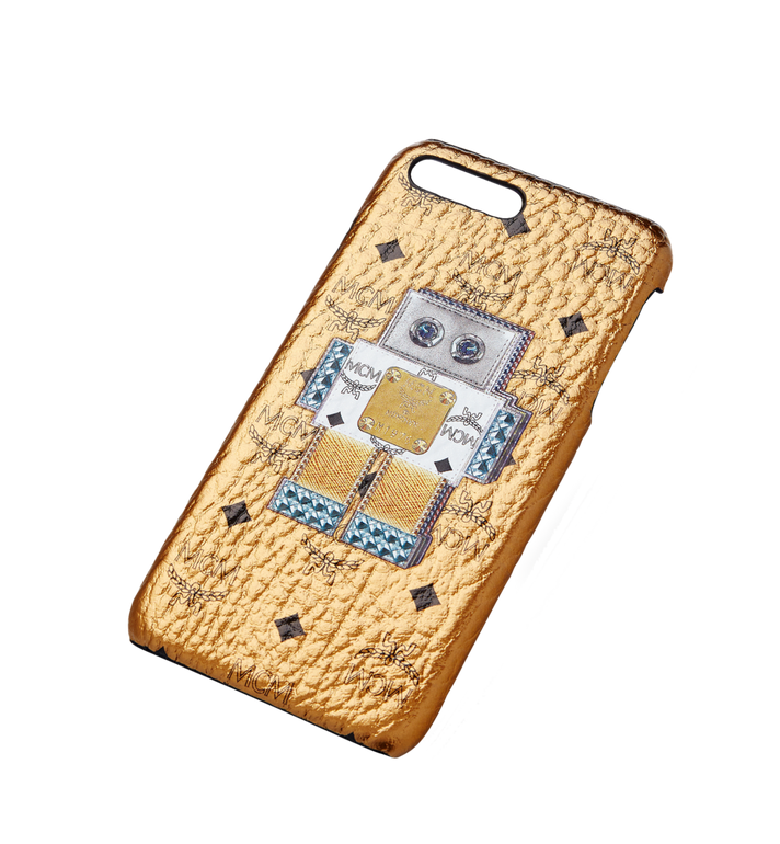 MCM 메탈릭 로보터 아이폰 7+ 케이스 MZE7SXL98DG001 AlternateView4