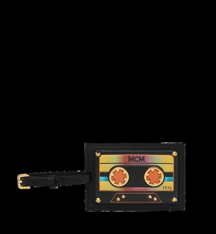 MCM Gepäckanhänger in MCM Cassette MZZ8AMM28BK001 AlternateView