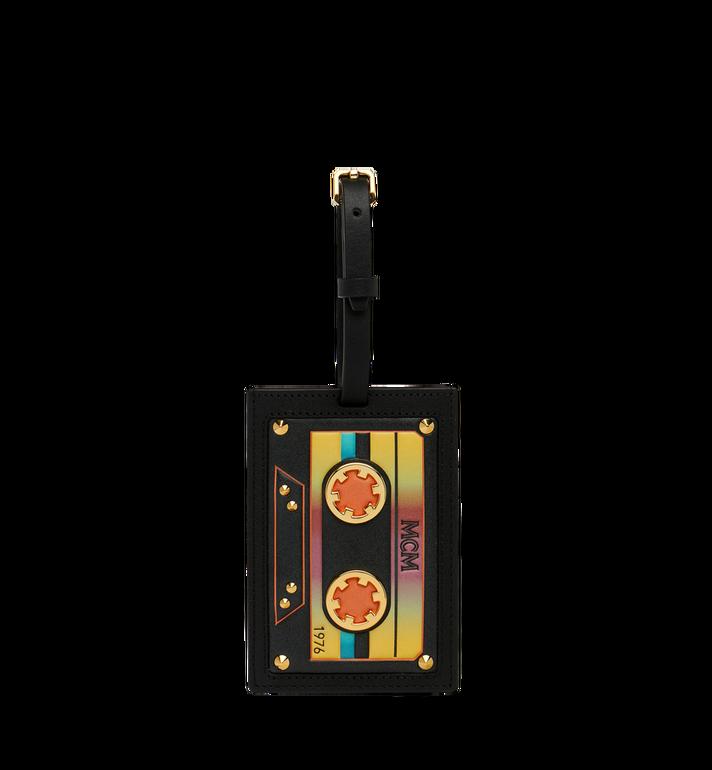 MCM Gepäckanhänger in MCM Cassette MZZ8AMM28BK001 AlternateView5