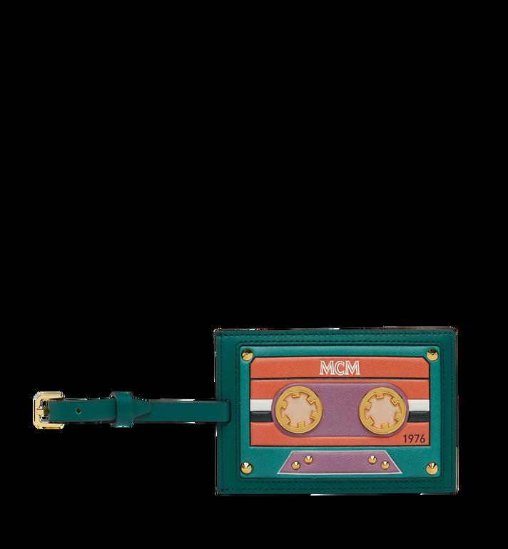 MCM Gepäckanhänger in MCM Cassette MZZ8AMM28KA001 AlternateView