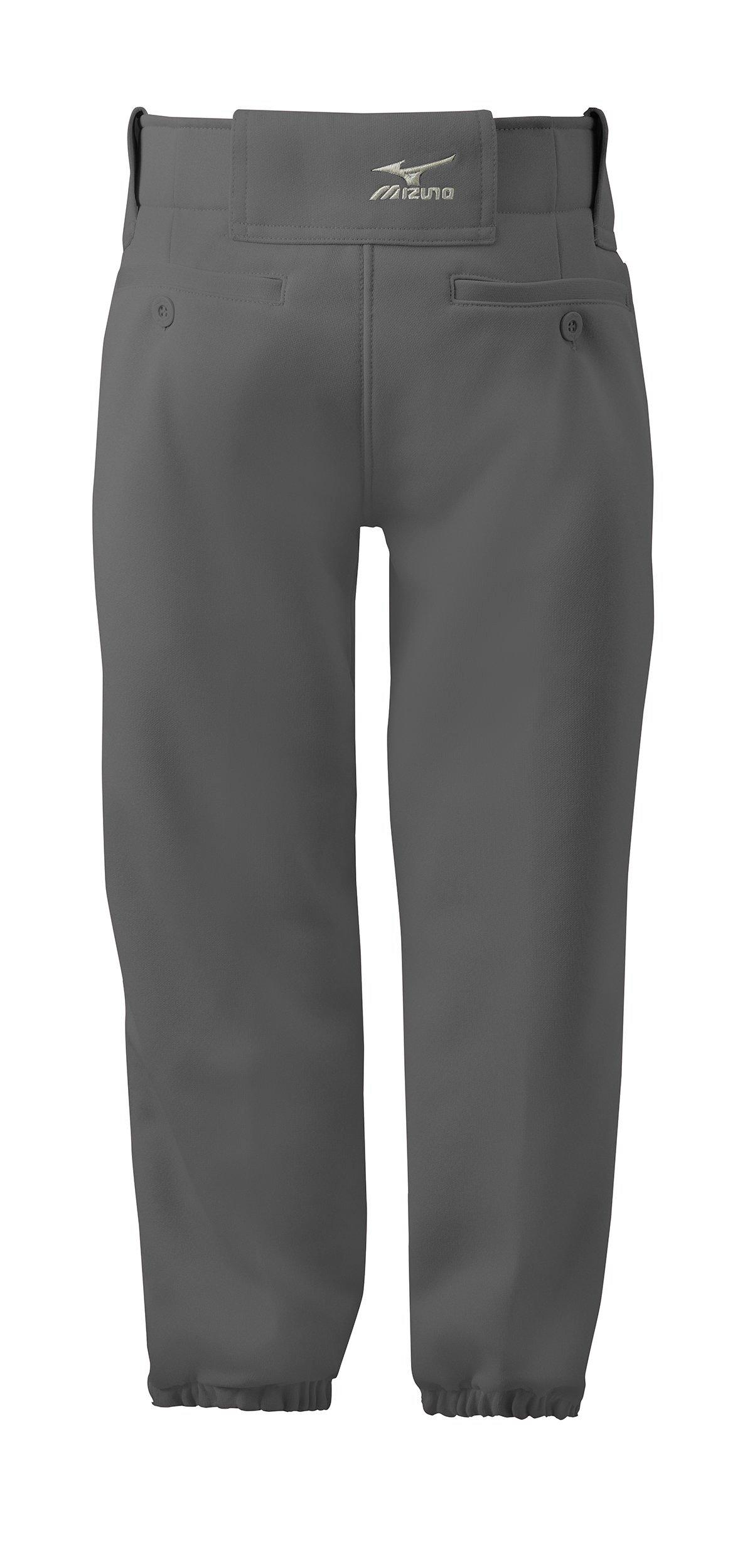 Mizuno Girl/'s Belted Softball Pant