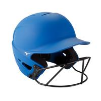 F6 Fastpitch Softball Batting Helmet - Solid Color