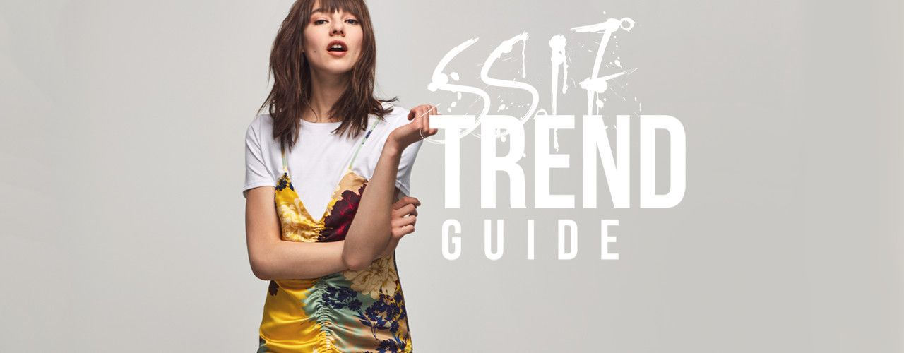 SS17 TREND GUIDE