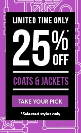 Mens Jackets and Coats