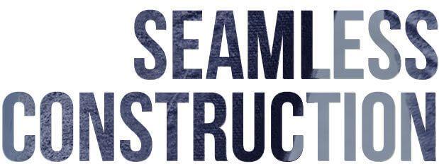 Seamless construction Sportswear