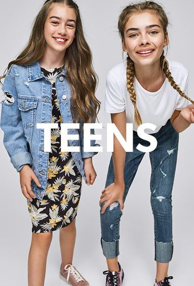 SHOP TEENS