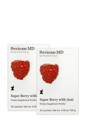 Super Berry Supplement Powder Duo - Perricone MD