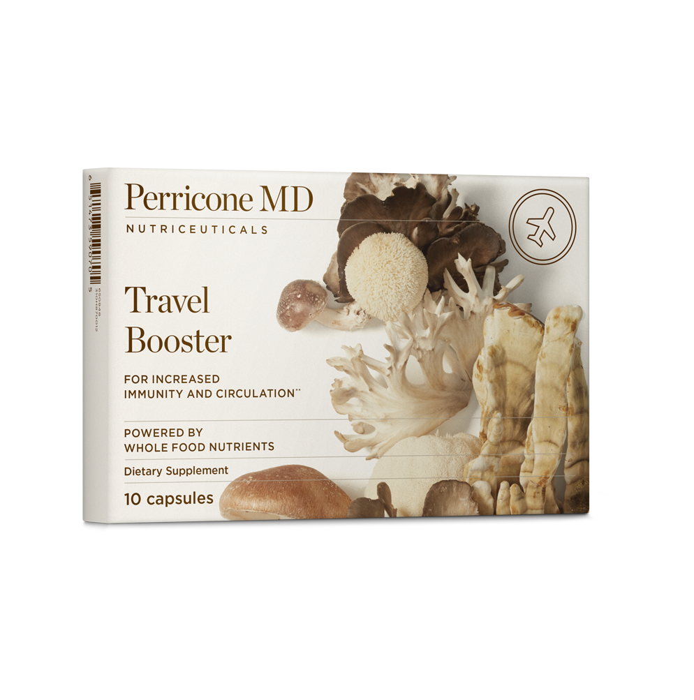 Travel Booster Whole Foods Supplements