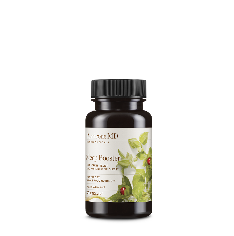 Sleep Booster Whole Foods Supplements