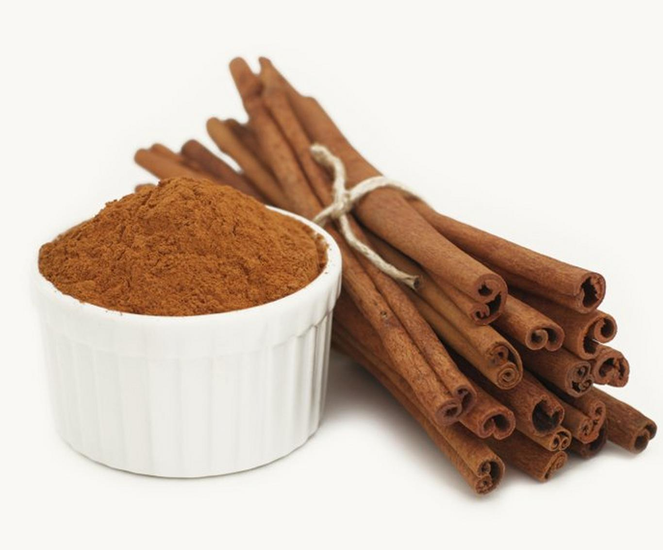 Consuming cinnamon can help boost your body's level of glutathione.
