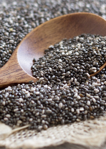 Chia Seeds for Health and Beauty