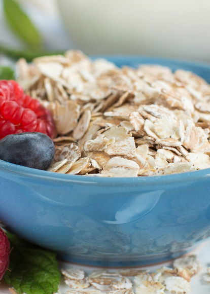 Commit to Heart Health with this Do-It-Yourself Cereal Recipe