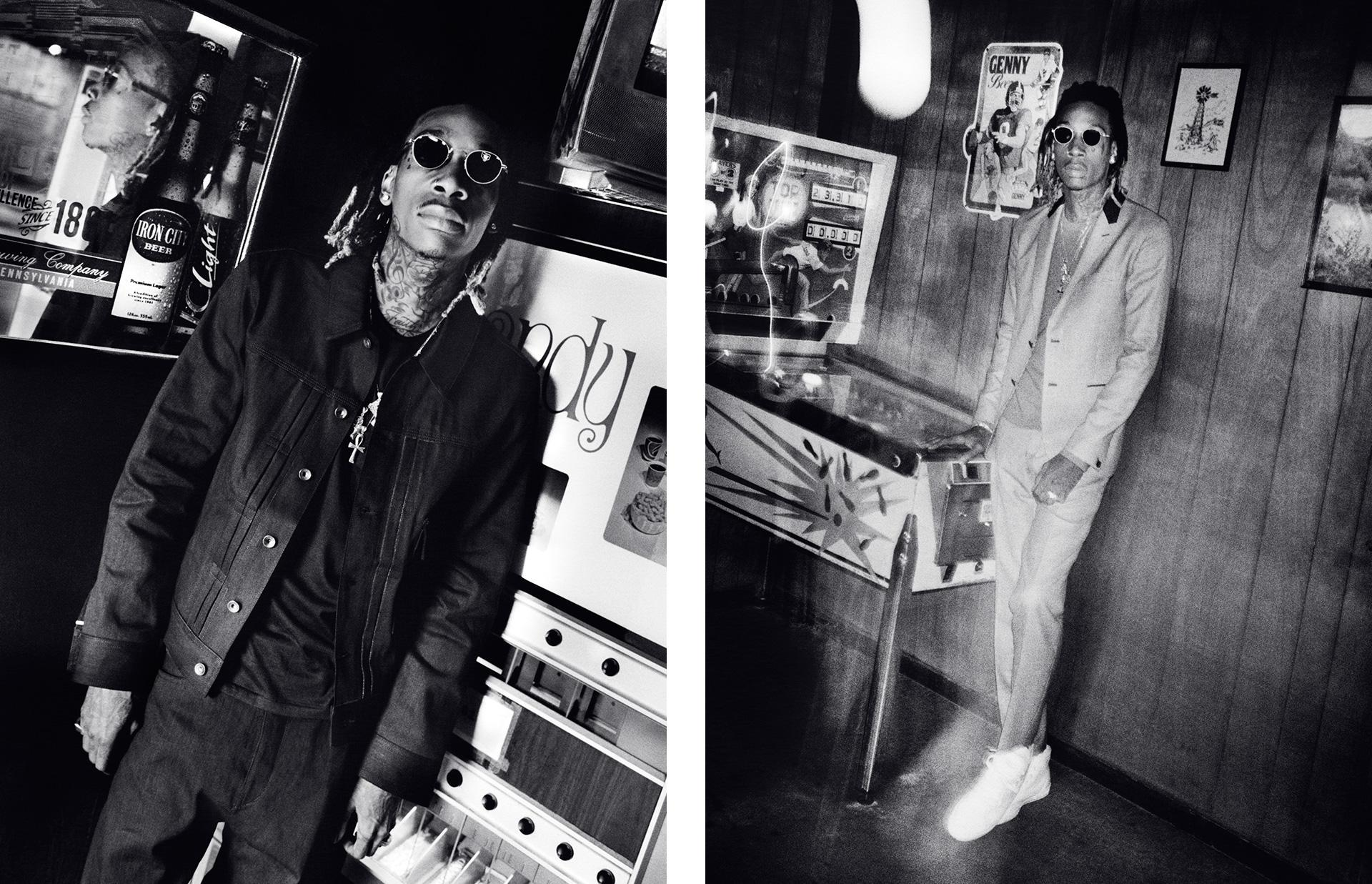 The Men's Project featuring Wiz Khalifa