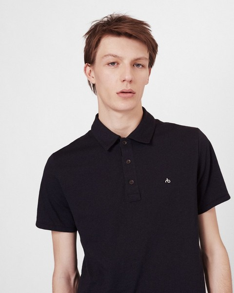 RAG & BONE STANDARD ISSUE POLO
