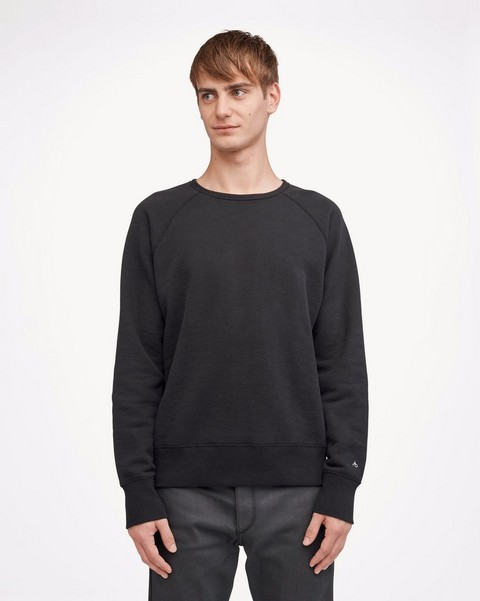 RAG & BONE STANDARD ISSUE CREW SWEATSHIRT