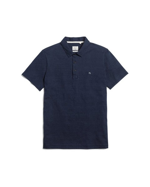RAG & BONE INDIGO POLO