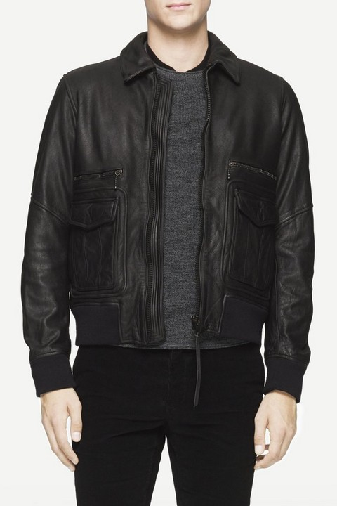 RAG & BONE AVIATOR JACKET