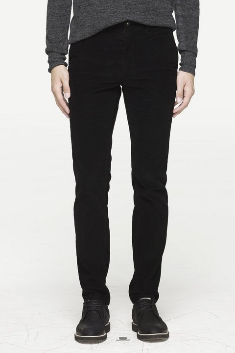 RAG & BONE RACE DRAINPIPE TROUSER