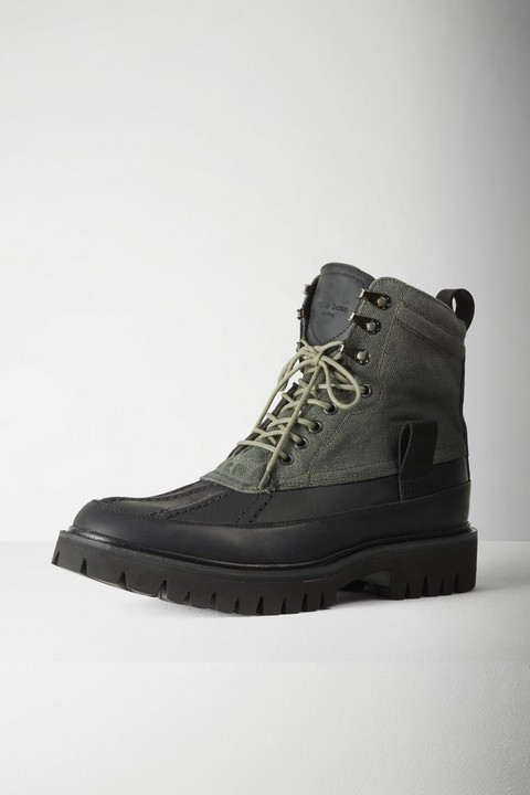 RAG & BONE SPENCER DUCK BOOT HIGH
