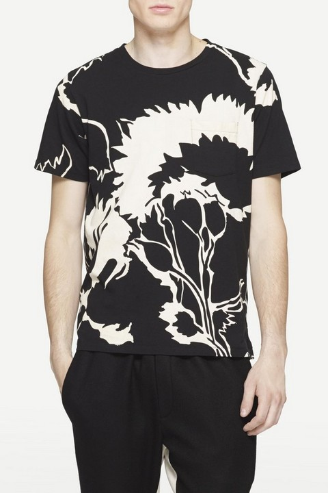 RAG & BONE LIBERTY POCKET TEE