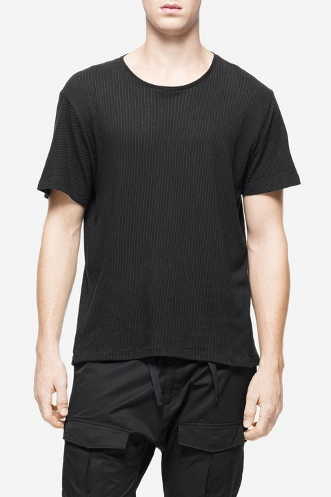 RAG & BONE GRAHAM STRIPE TEE