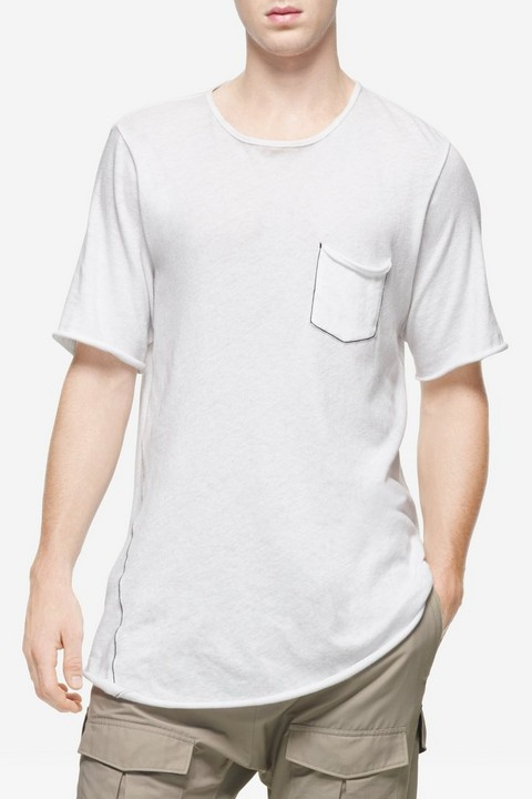 RAG & BONE HARTLEY POCKET TEE