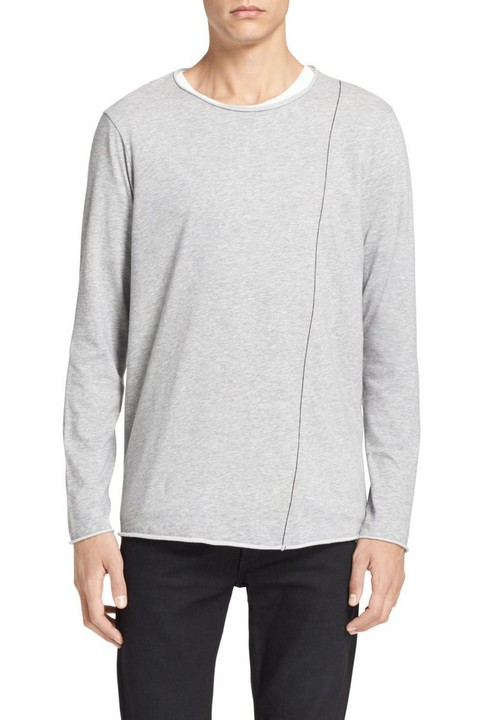 RAG & BONE FABIAN LONG SLEEVE TEE