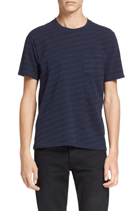 RAG & BONE BLAKE POCKET TEE