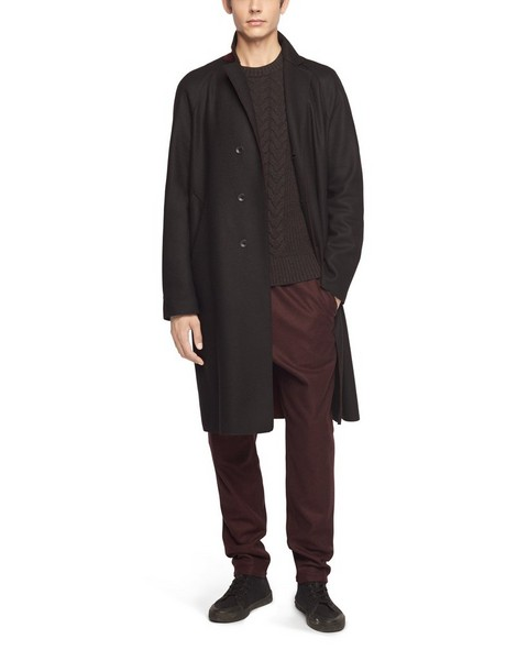RAG & BONE RAW EDGE RAYMOND COAT