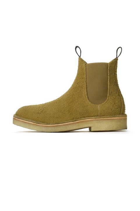 RAG & BONE MILITARY CHELSEA BOOT