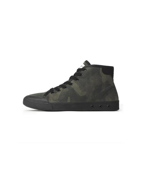 RAG & BONE MENS STANDARD ISSUE HIGH TOP