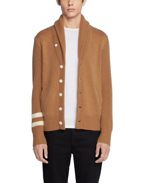 RAG & BONE ZACHARY SHAWL CARDIGAN