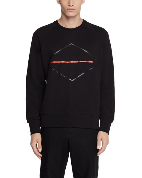 RAG & BONE PULLOVER WITH DIAMOND PRINT