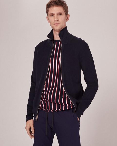 RAG & BONE JAYDEN ZIP-THROUGH