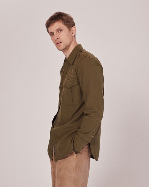 RAG & BONE CRAWFORD SHIRT
