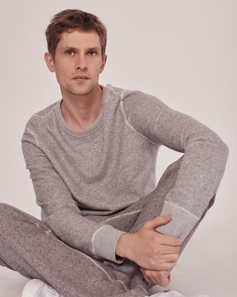 RAG & BONE TOWELING SWEATSHIRT