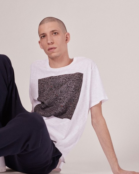 RAG & BONE CODE T-SHIRT