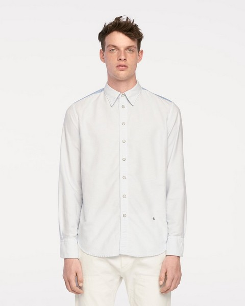 RAG & BONE REVERSE button down OXFORD
