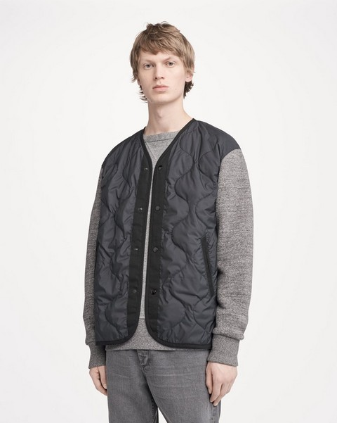 RAG & BONE FLEECE ALPHA LINER