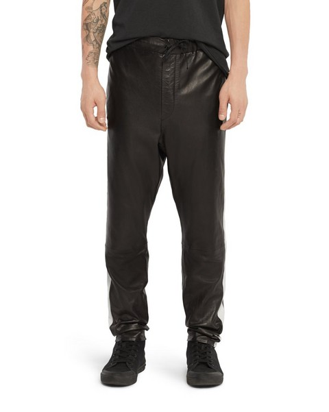 RAG & BONE LEATHER TRACT PANT