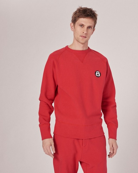 RAG & BONE 8 BALL SWEATSHIRT