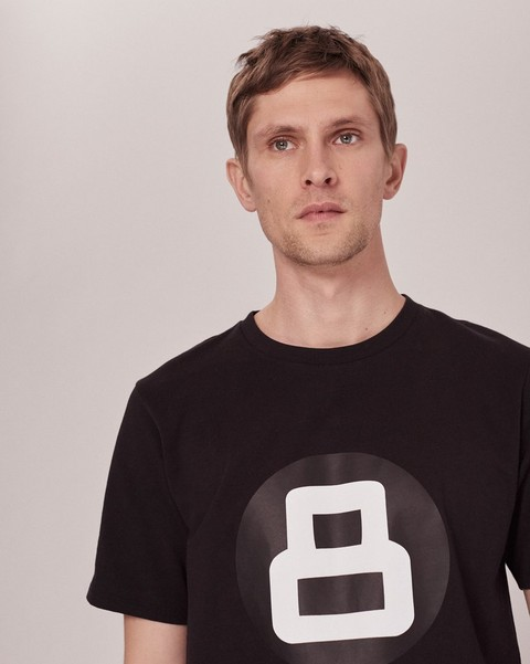 RAG & BONE 8 BALL T-SHIRT